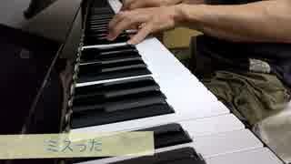【うろ覚えで弾いてみた】メルト【ピアノ】