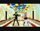 【ダンガンロンパMMD】シリーズ主人公とヒロインでdrop pop candy