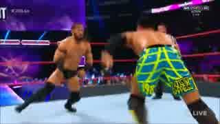 【WWE】ネヴィル(ch.)vs戸澤陽【クルーザ