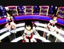 【第19回MMD杯本選】川内型3姉妹でお願いShootin' Star
