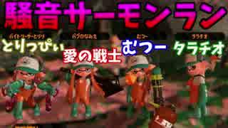 【スプラトゥーン2】騒音サーモンラン【