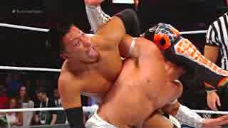 【WWE】戸澤陽 vs ネヴィル【SS17】