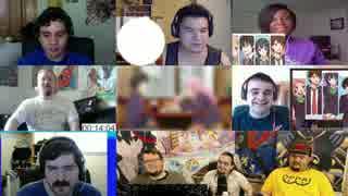 ゲーマーズ! 5話 海外の反応