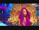 【WWE】アレクサ・ブリス vs サシャ・バンクス【SS17】