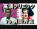 高須クリニックへの誹謗で有田芳生ピンチ!