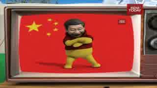中国と領土紛争中のインドMediaが習近平の