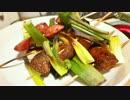 【料理動画up222回目記念】串焼きはネギが肝心(゚∀゚)