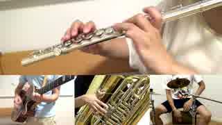 バンバード ~Piano Version~ SKY DIVE(京バンドアレンジ)