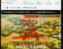 けものフレンズ1話1000万再生の瞬間(録画)