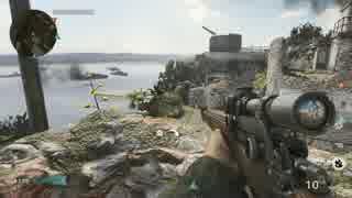 ペリカンのCOD:WW2実況プレイ 3【ドミネーション】
