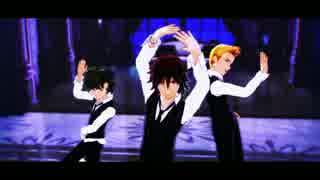 【MMDm@ster】Jupiterで『ライアーダンス