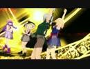 【東方MMD】Black out【にがもん三人娘&妖夢&パッチェさん】【紳士向け?】