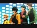 【MMD刀剣乱舞】ハッピーシンセサイザ【お気楽珍道中組】