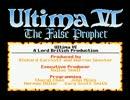 ウルティマ VI - The False Prophet - スピードクリア 【高画質・結合版】