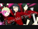 【SideMMD】キリオ九郎アスランでLove Me If You Can【MMD衣装配布】