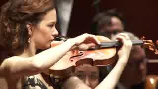 ブルッフ: ヴァイオリン協奏曲 第1番 (Hilary Hahn)