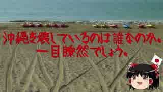 【緊急配信】極左活動家から辺野古の砂浜