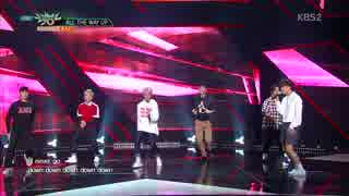 170908 B.A.P-ALL THE WAY UP@MUSICBANK