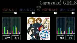 【GITADORA】Cagayake!GIRLS【matixx】