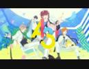 A3! (エースリー)OPムービー 5人Ver.【オーイシマサヨシ、A3ders!】