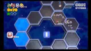 スーパーマリオ3Dワールドを愚兄弟と非常食が雑談プレイ パート38