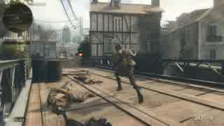 ペリカンのCOD:WW2実況プレイ 13【WAR】