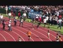 9秒台を完全確定した桐生祥秀選手UC