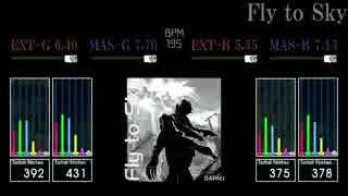 【GITADORA】Fly to Sky【matixx】