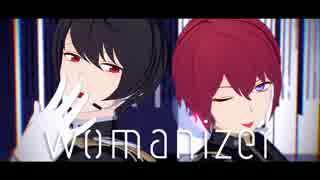 【MMDあんスタ】womanizer【凛月&司】