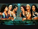 【WWE】ベル&ギャレット&ローガンvsレイ&ギャバート&ブランチャー...