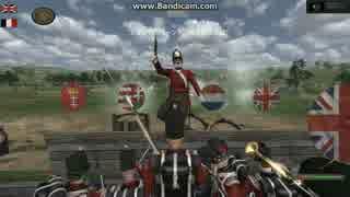 戦列歩兵部 外人チャットの裏技.Mount&blade .mp英仏戦争.1