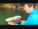 トラウト釣りに行こうZE!