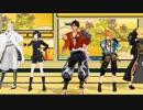 【MMD刀剣乱舞】SOS団復活したのでハレ晴れユカイ踊ってもらった