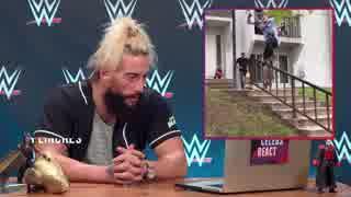 【WWE】1番驚かないのは誰か?