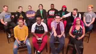 【WWE】WWE選手達とゲーム対決