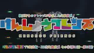【けものフレンズ】けんしょうフレンズ その⑥(TV版/BD版比較動画:#11-#12)
