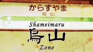 Shameimaru 烏山 Zone 【Shameimaru Zone×