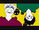 【MMDHQ!!】木兎さんと赤葦くんでマトリョシカ