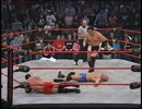 【TNA】サモア・ジョー(ch.)vsAJスタイルズvsクリストファー・ダニエルズ