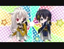 【刀剣乱舞】ハッピーシンセサイザ  Project mirai 2 PVトレス【手描き】
