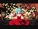 【MMD】 骸骨楽団とリリア