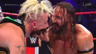 【WWE】ネヴィル vs エンツォ・アモーレ【N