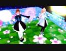 【APヘタリアMMD】ドーヴァー娘で「桃源恋歌」