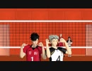 【MMDHQ!!】Poker Face【ネコとフクロウ】