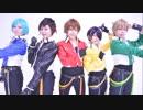 【あんスタ】流星隊でチャンバラジョニー踊ってみた【コスプレ】