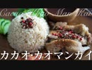 カカオ・カオマンガイ【タイ料理のカカオアレンジ】