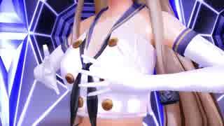 【MMD艦これ】腰振りダンス2012【島風】