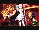 【阿武隈ちゃん番外】ハロウィン阿武隈ちゃんでSweet Devil Colate Remix