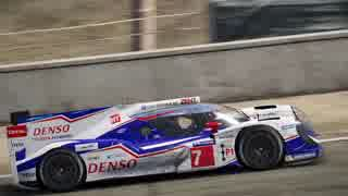 【Project CARS 2】TOYOTA TS040