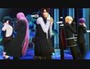 【MMD刀剣乱舞】Black Out【初期刀組】